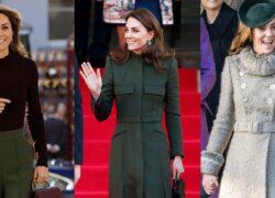 Kate Middleton perché la borsa è sempre sul braccio sinistro
