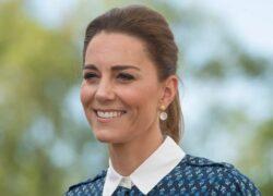 Kate Middleton sopracciglia folte