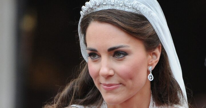 Kate Middleton tiara matrimonio