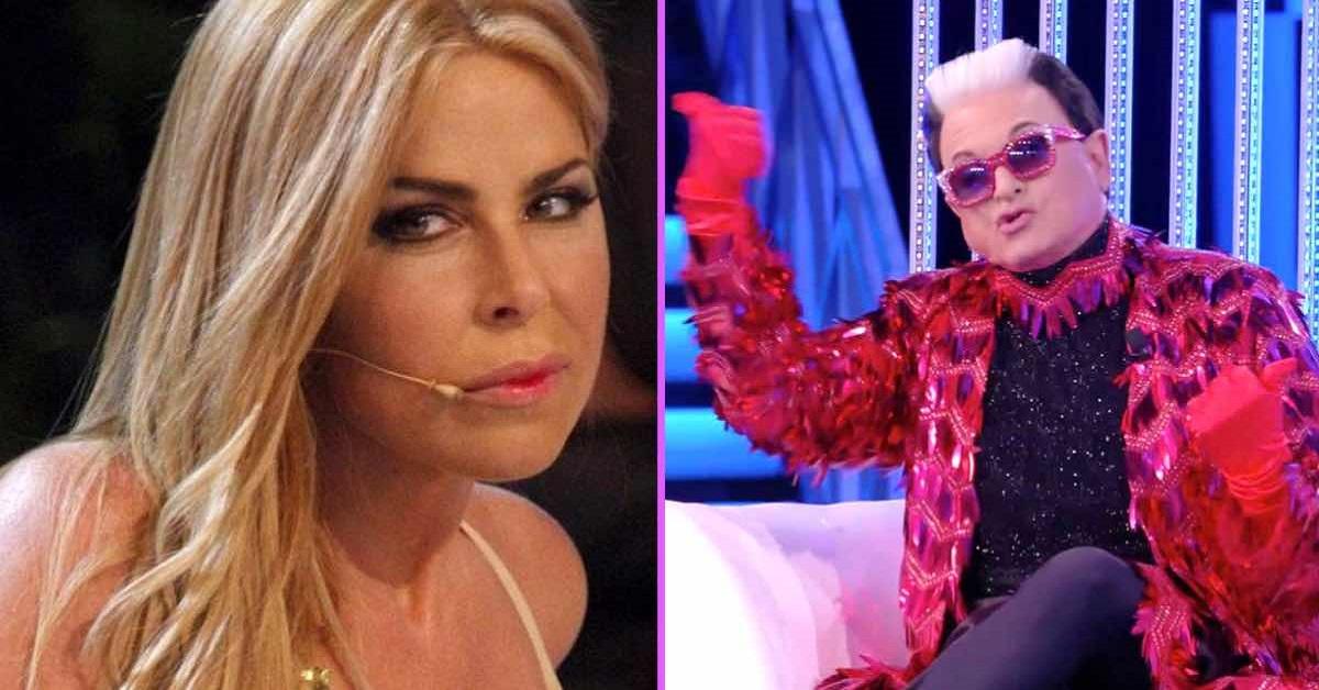 Loredana e Cristiano Malgioglio insieme in TV