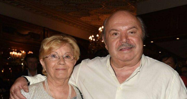 Lucia Zagaria e Lino Banfi
