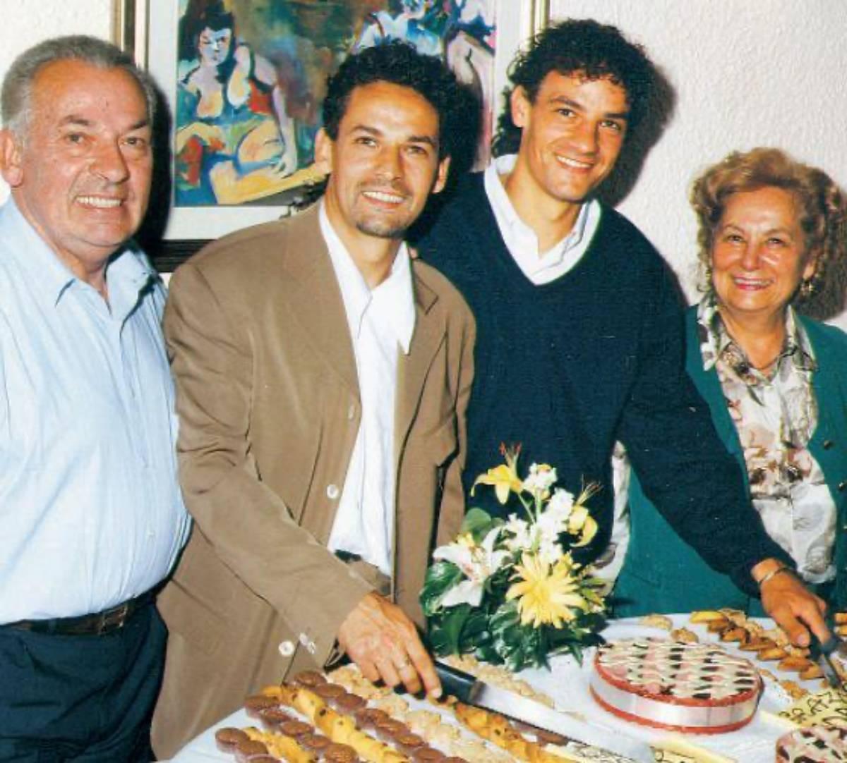 famiglia di Florindo Baggio