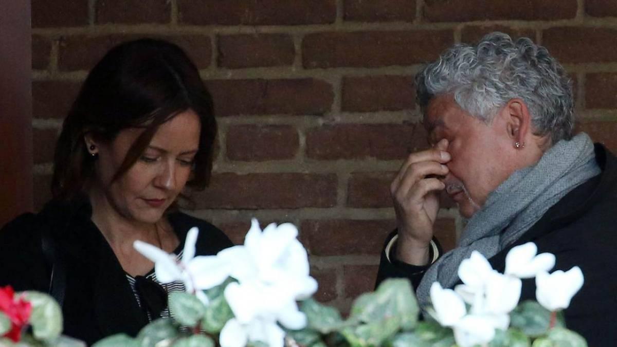 Roberto Baggio addolorato morte Florindo Baggio