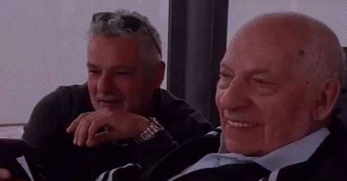 Roberto Baggio e Florindo