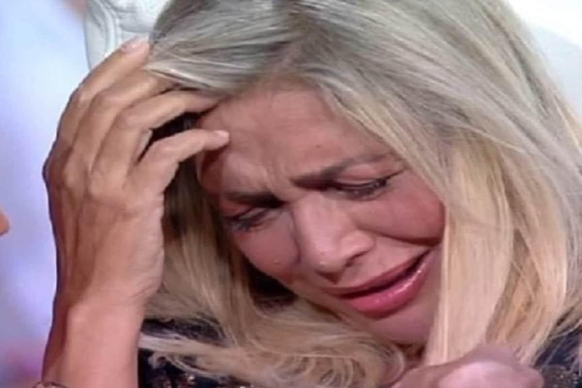 Mara Venier triste