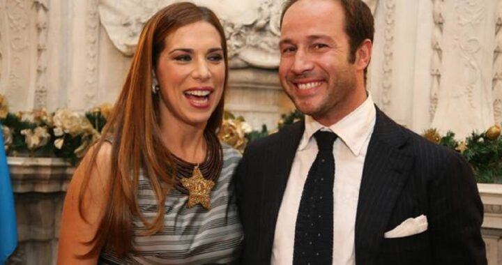 Veronica Maya e Marco Moraci