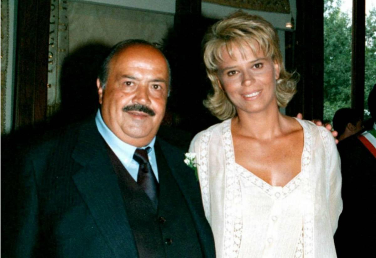 Maria De Filippi e Maurizio Costanzo matrimonio