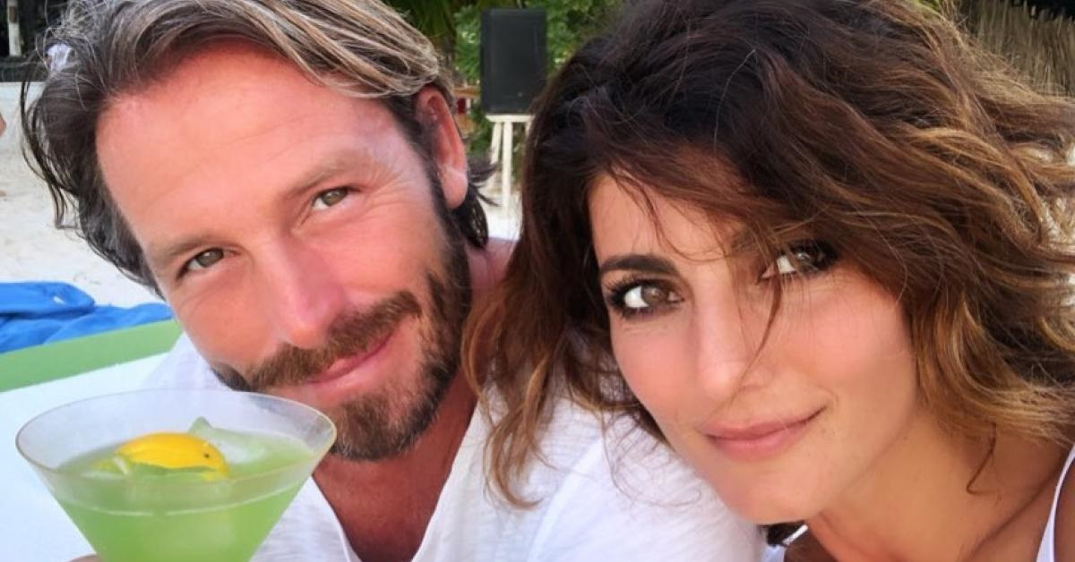 Samanta Togni e il marito