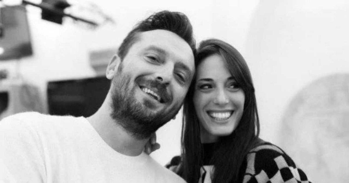 Cesare Cremonini e la fidanzata