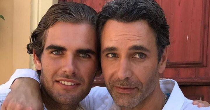 Mattia Bova: chi è il ragazzo dagli occhi azzurri nella foto con Raoul Bova