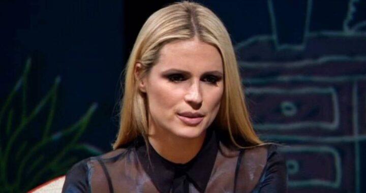 """Michelle Hunziker gelosa di Tomaso Trussardi: """"Vivo sul chi-va-là"""""""