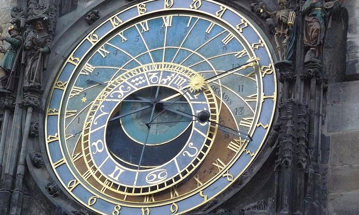 orologio oroscopo