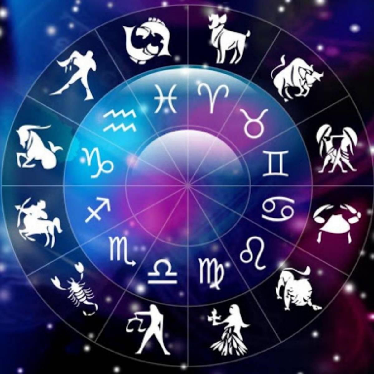 segni zodiacali dell'oroscopo