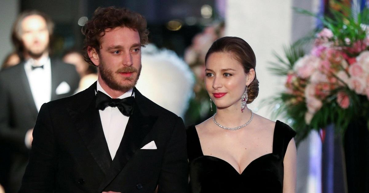 Beatrice Borromeo e il marito