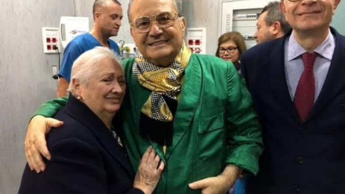 Rita Greco e Antonio Polese
