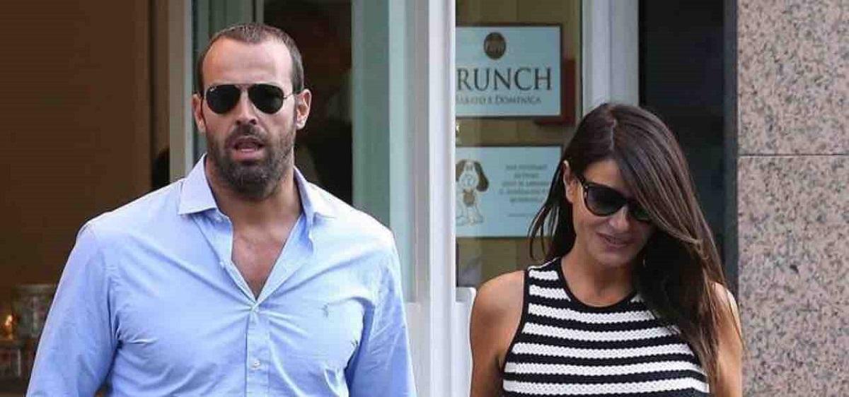 Ilaria D'Amico e l'ex fidanzato