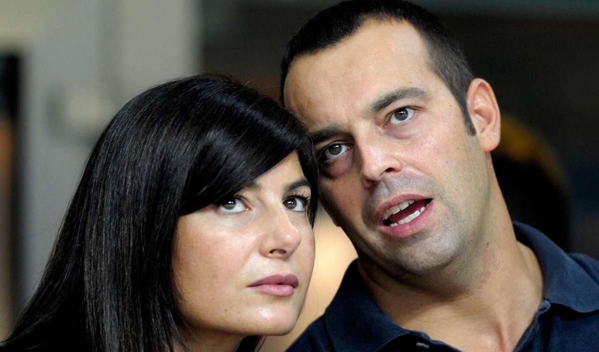 Ilaria D'Amico e l'ex