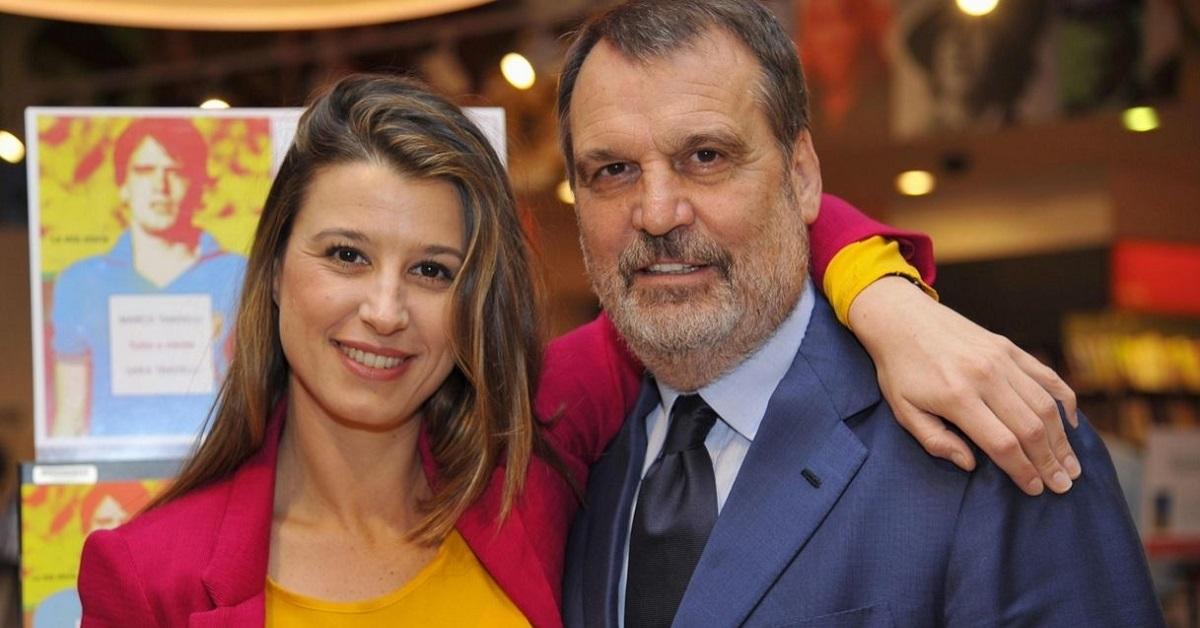 Marco Tardelli e la figlia
