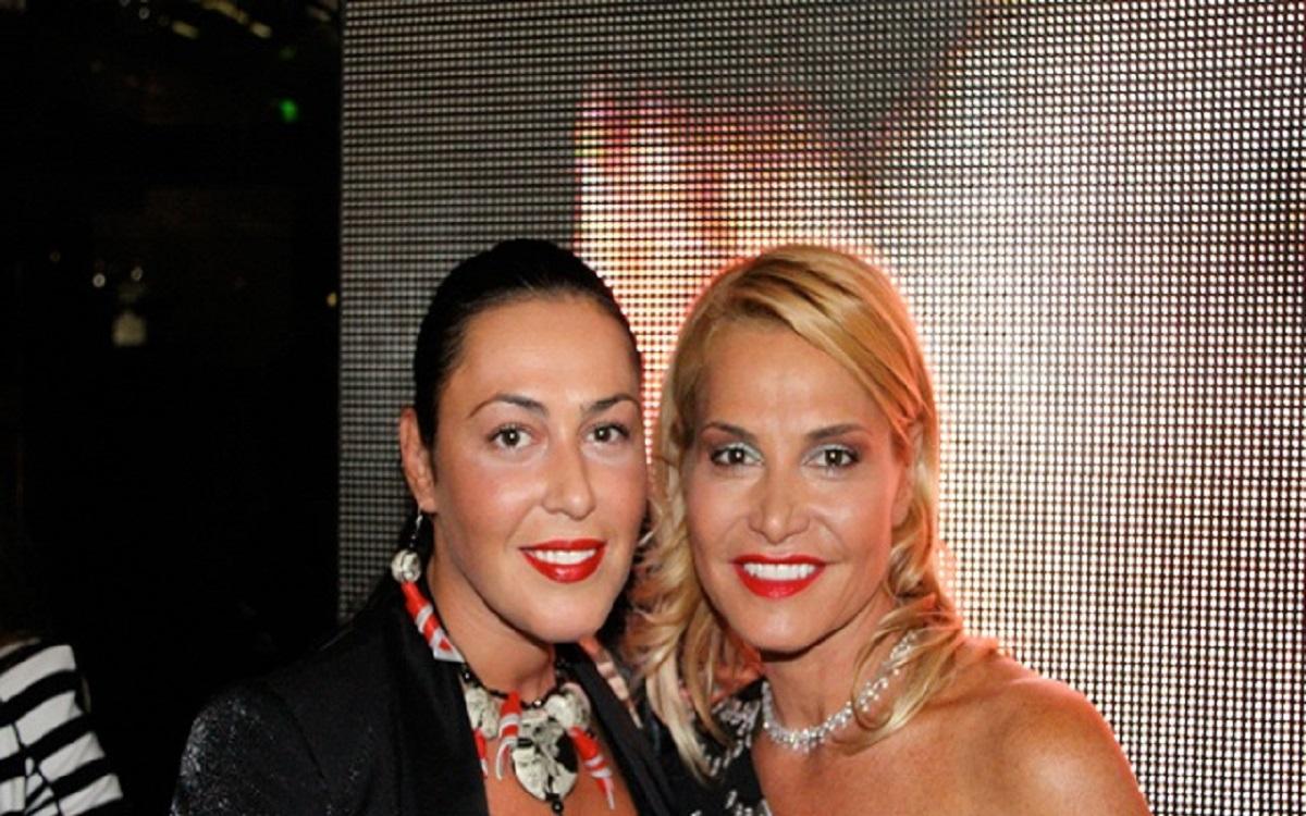 Simona Ventura e Sara Ventura