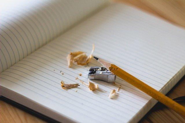 Matita e quaderno