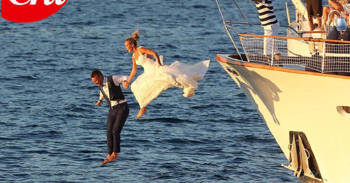 Matrimonio Tania Cagnotto