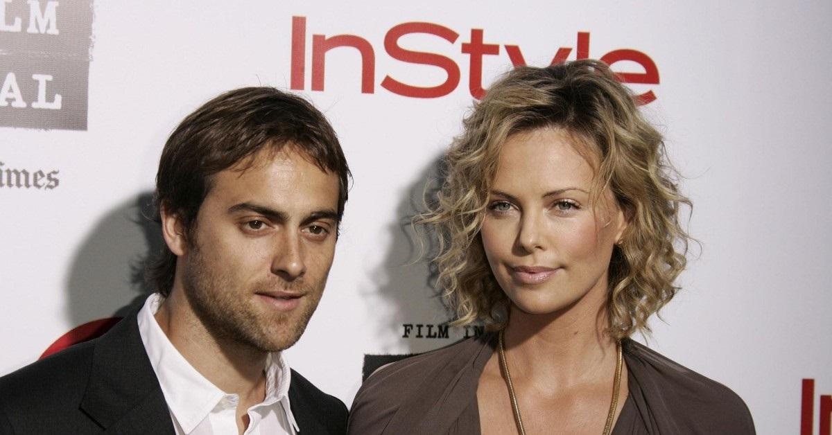 Charlize Theron e Stuart Townsand
