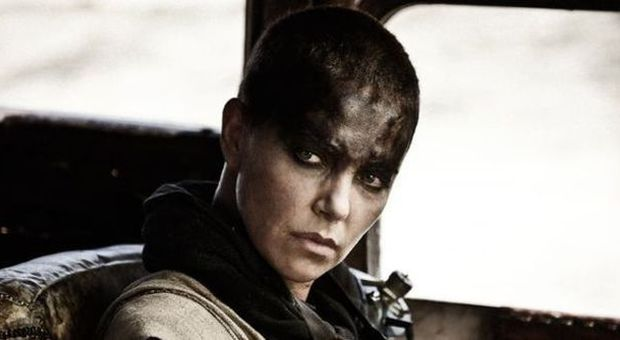 Charlize Theron in Mad Max