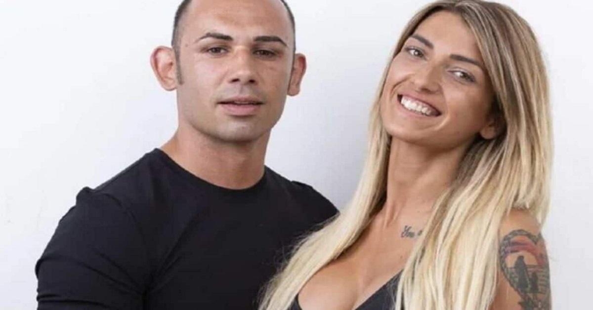Alessandro Basciano fidanzato con una tentatrice