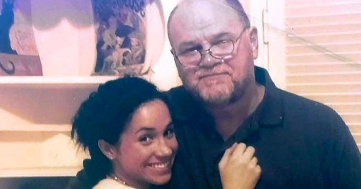 Meghan Markle e il padre