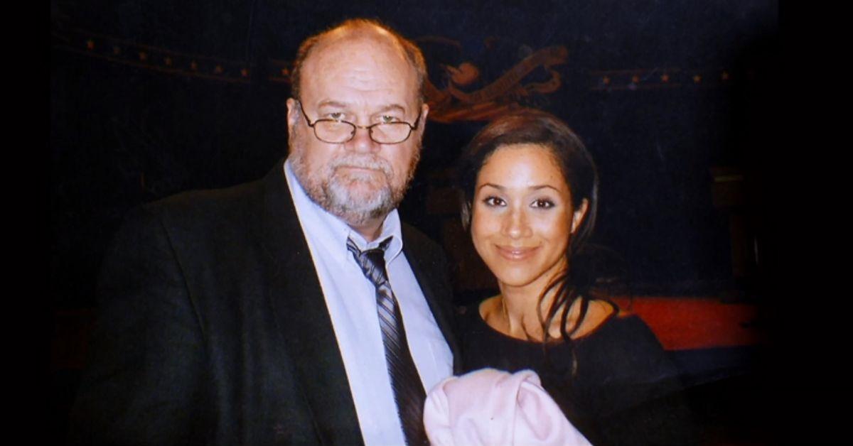 Duchessa di Sussex e il padre