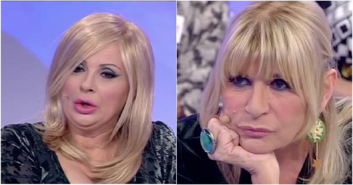 Gemma Galgani e Tina Cipollari si scambiano i ruoli
