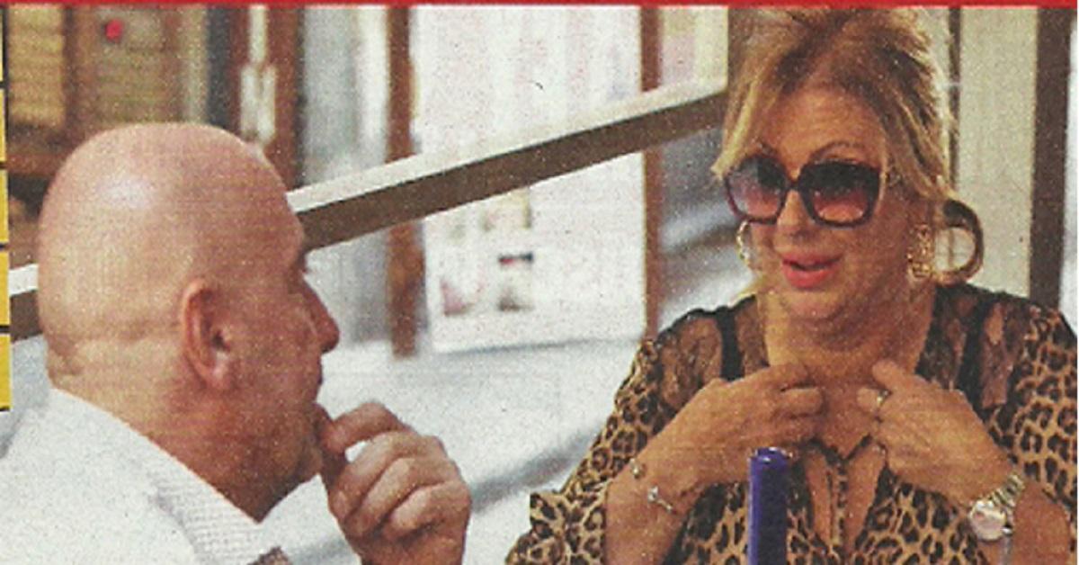 Tina Cipollari a cena con Vincenzo più innamorati che mai