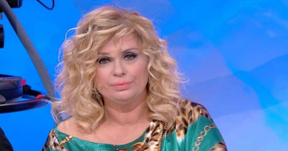 Tina Cipollari enorme dispiacere