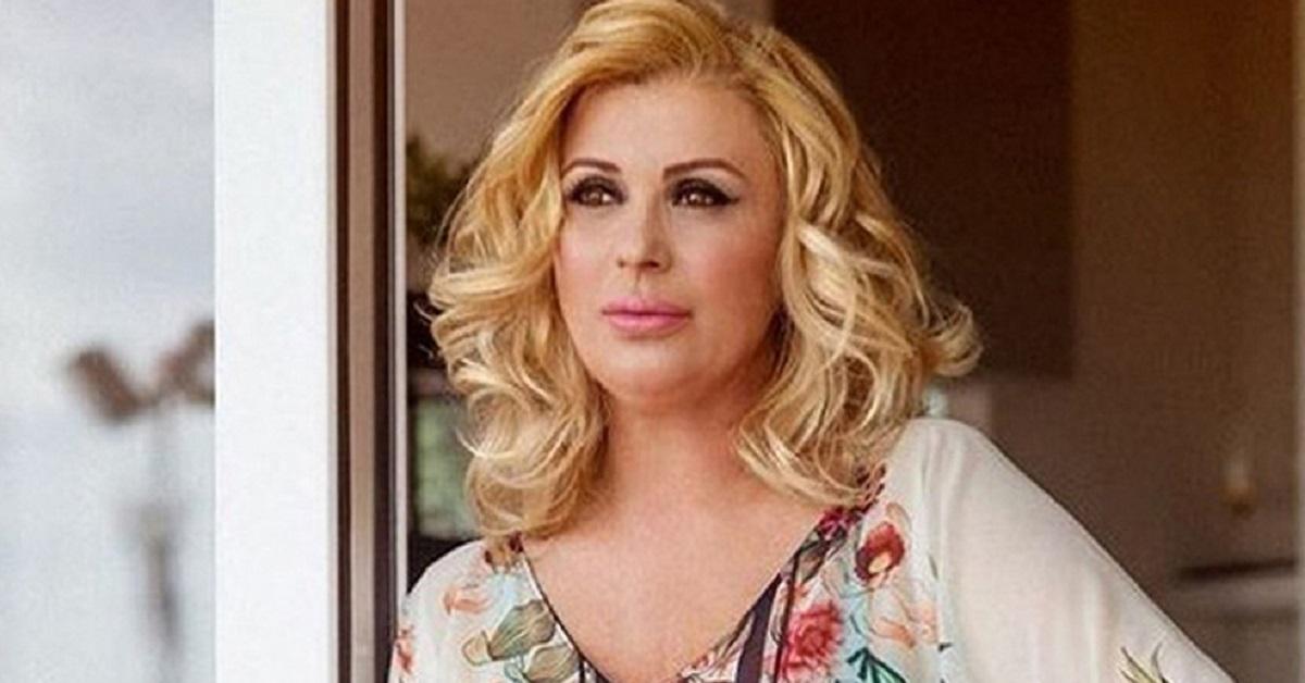 Tina Cipollari outfit bianco