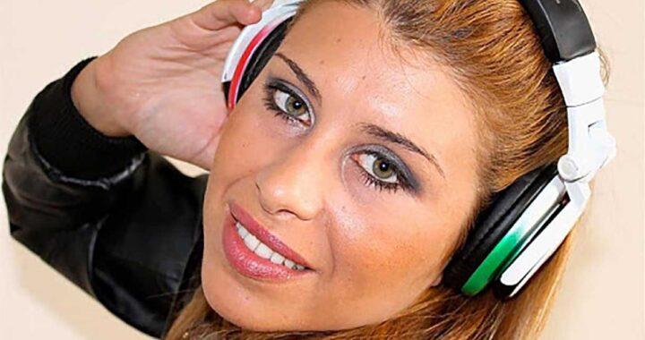 La dj Viviana Parisi