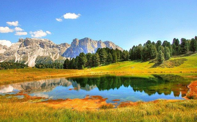 Viaggi d'autunno in Italia, Alto Adige