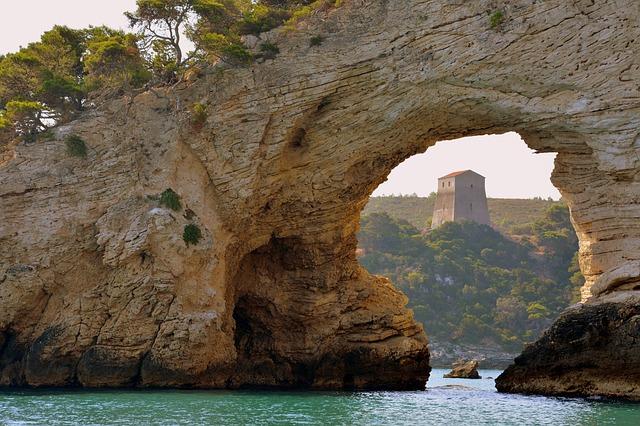 Viaggi d'autunno in Italia al mare