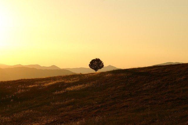 Viaggi d'autunno in Italia panorama