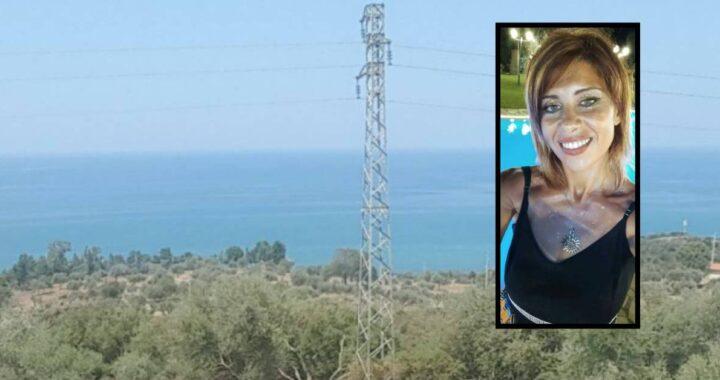 il corpo di Viviana Parisi ripreso dai droni