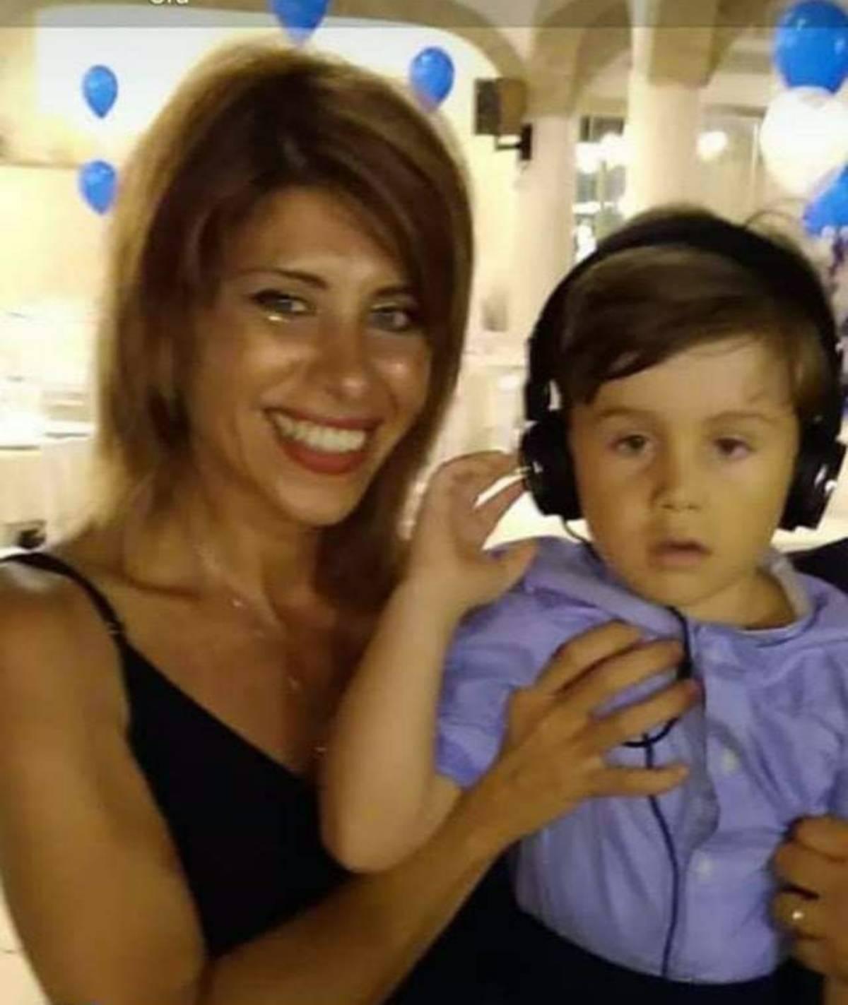 Viviana Parisi e Gioele Mondello