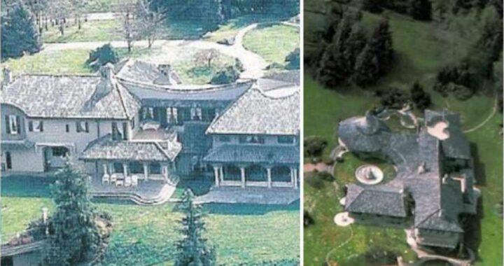 Adriano Celentano: la splendida villa dove vive
