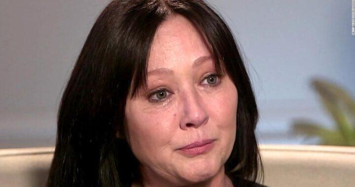 """Shannen Doherty lotta ancora contro il cancro: """"Ho pensato di girare un videomessaggio"""""""