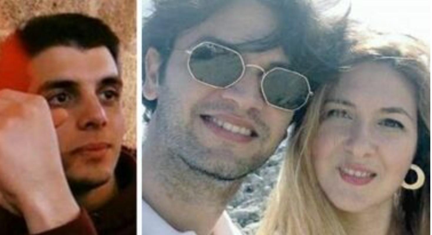 Daniele De Santis e il post del killer
