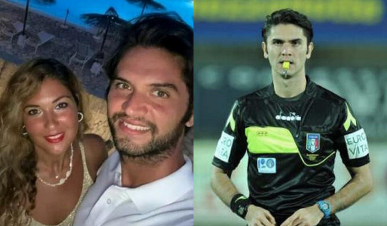 Daniele De Santis arbitro ucciso