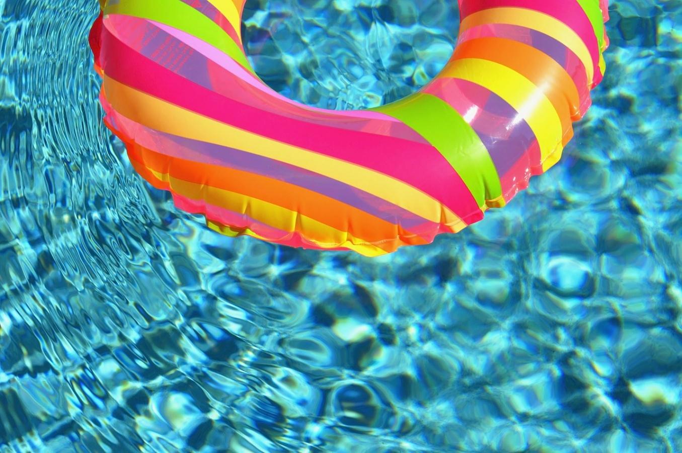 Gioele Carletti piscina
