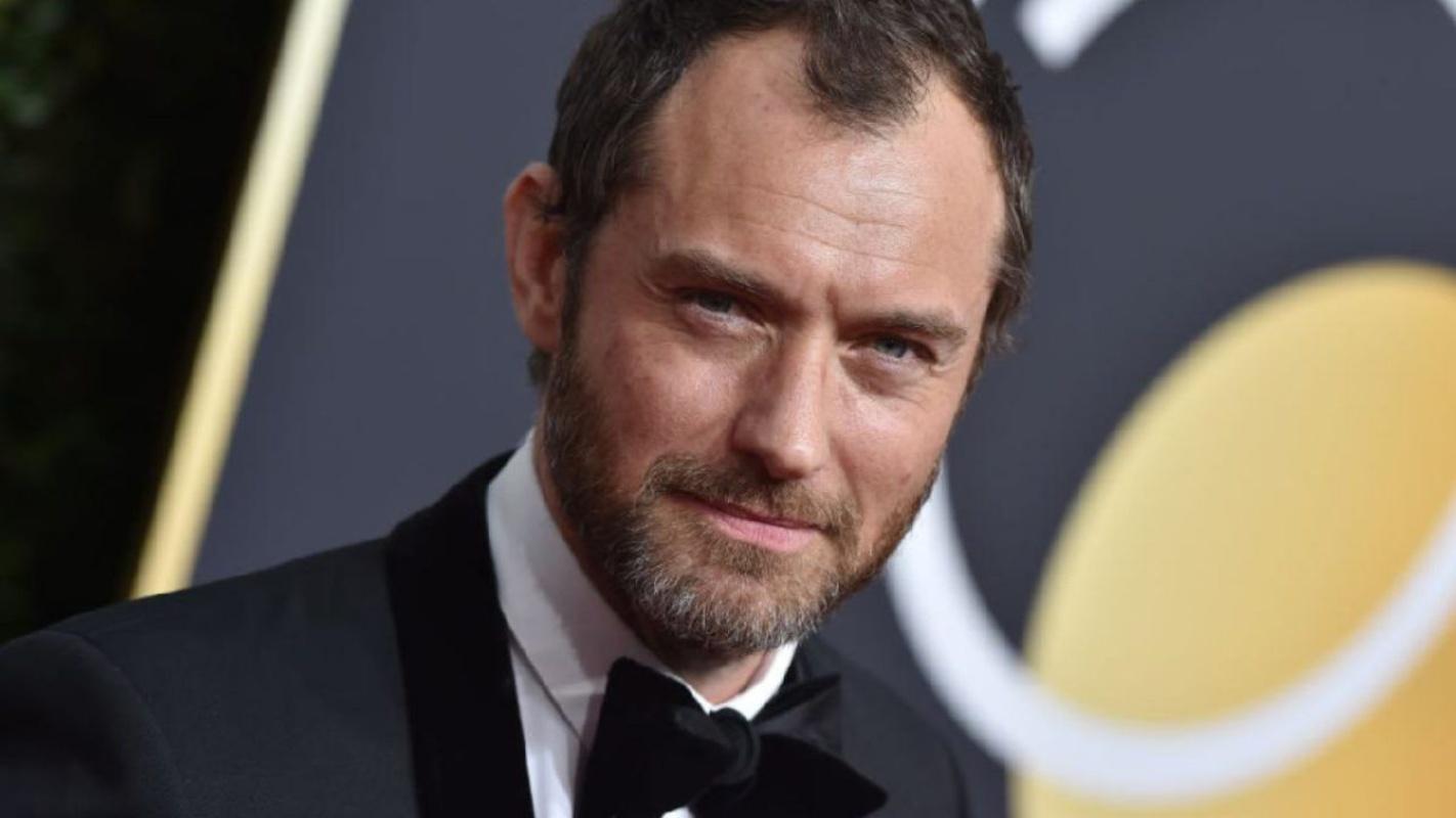 Jude Law di nuovo papà