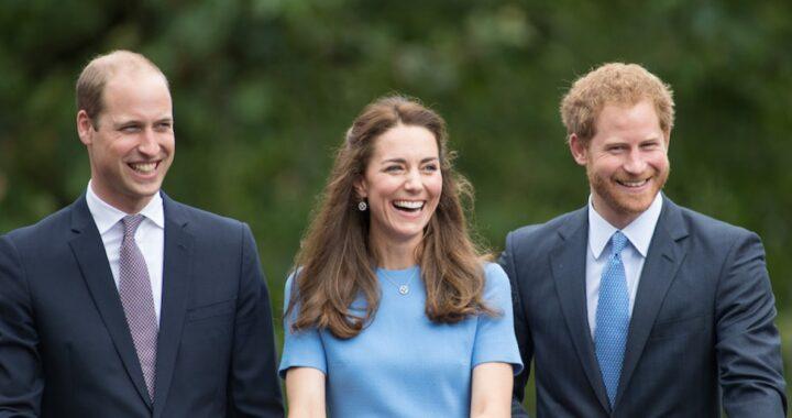Kate Middleton William e Harry