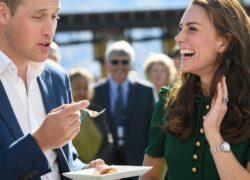 Kate Middleton cibo