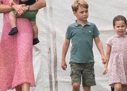 Kate Middleton figli