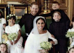 Meghan Markle matrimonio